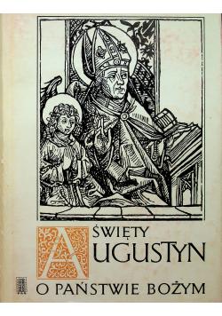 Święty Augustyn  O Państwie Bożym tom 2