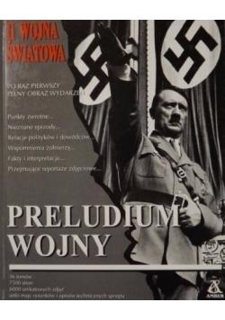 II wojna światowa Preludium wojny