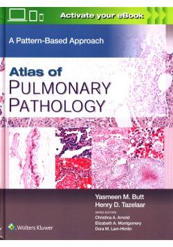 Atlas of Pulmonary Pathology