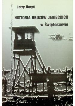 Historia obozów jenieckich w Świętoszowie