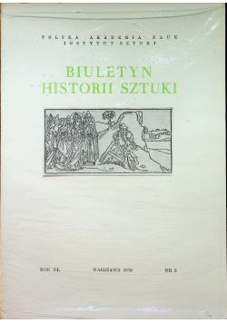 Biuletyn historii sztuki nr 3