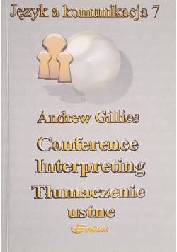 Conference interpreting tłumaczenie ustne