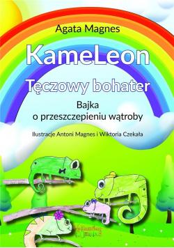 KameLeon... Bajka o przeszczepieniu wątroby