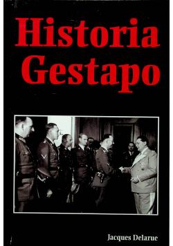 Historia Gestapo