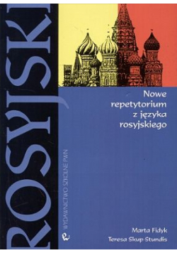 Rosyjski nowe repetytorium z języka rosyjskiego
