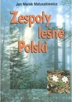 Zespoły leśne Polski