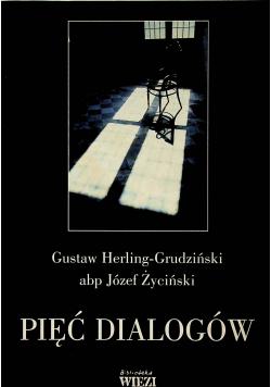Pięć dialogów