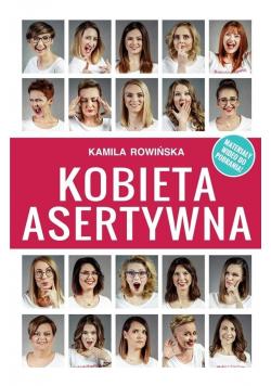 Kobieta Asertywna plus autograf Rowińskiej