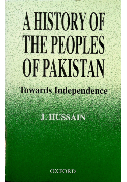 A history of the peoples of Pakistan