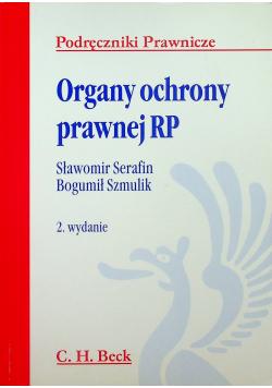 Organy ochrony prawnej RP