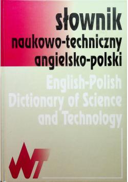 Słownik anukowo  techniczny angielsko - polski