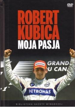 Robert Kubica Moja pasja plus CD