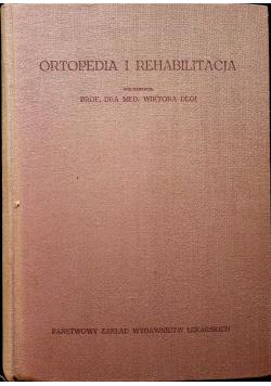 Ortopedia i rehabilitacja