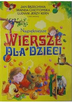 Najpiekniejsze wiersze dla dzieci