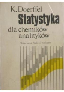 Statystyka dla chemików analityków