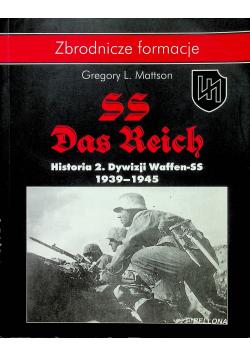 SS Das Reich  Historia 2 Dywizji Waffen SS 1939 1945