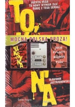 Pakiet: Toksyna/ Instytut/ Wzgórze psów