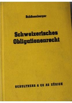 Schweizerlsches Obligationenrecht