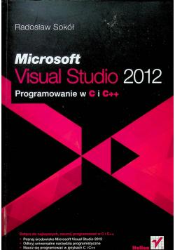 Microsoft Visual Studio 2012 Progr w C i C++