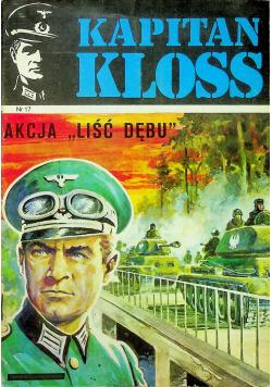 Kapitan Kloss Nr 17 Akcja Liść Dębu