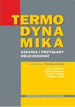 Termodynamika zadania i przykłady obliczeniowe