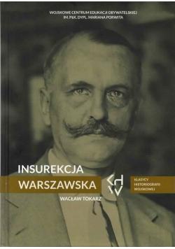 Insurekcja warszawska Reprint z 1934 r