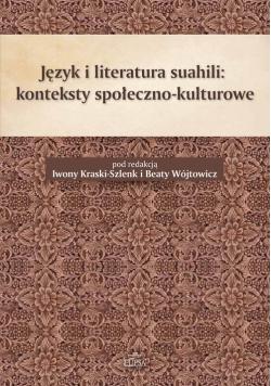 Język i literatura suahili konteksty społeczno-kulturowe