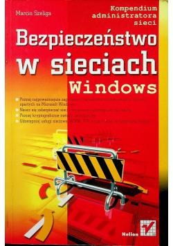 Bezpieczeństwo w sieciach Windows