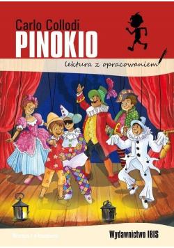Pinokio. Lektura z opracowaniem BR