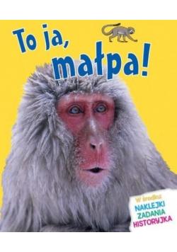 To ja, małpa!
