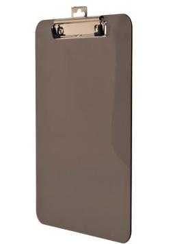 Deska z metalowym klipem A4 czarna BD641-V