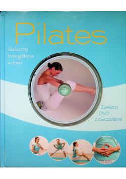 Pilates + DVD z ćwiczeniami
