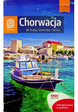 Travelbook Chorwacja W kraju lawendy i wina