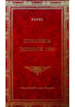 Konarmia Dziennik 1920