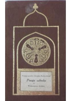 Poezja uzbecka