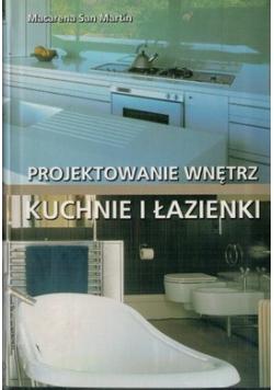 Projektowanie wnętrz kuchnie i łazienki
