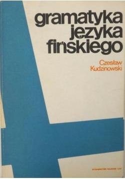 Gramatyka języka fińskiego