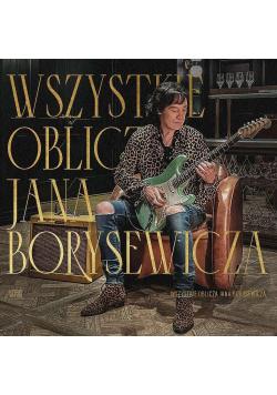 Wszystkie oblicza Jana Borysewicza CD
