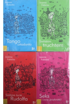 Fabicka powieści 4 książki