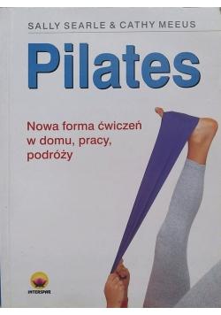 Pilates Nowa forma ćwiczeń w domu pracy podróży
