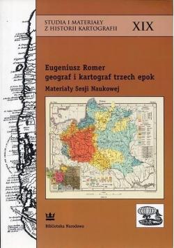 Studia i materiały z historii kartografii XIX