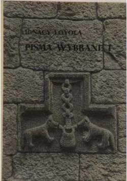 Loyola Pisma Wybrane I
