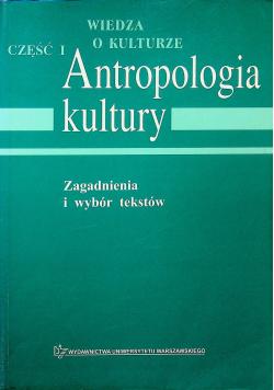 Antropologia kultury