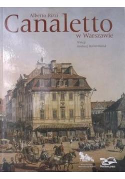 Canaletto w Warszawie