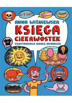 Księga ciekawostek 6-7 lat
