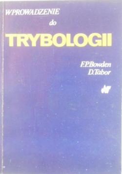 Wprowadzenie do trybologii