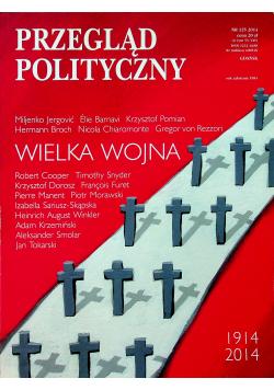 Przegląd polityczny nr 125
