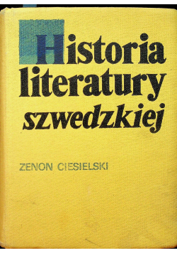 Historia literatury szwedzkiej