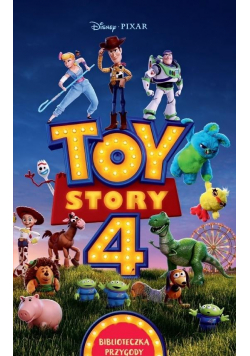 Biblioteczka przygody. Toy Story 4