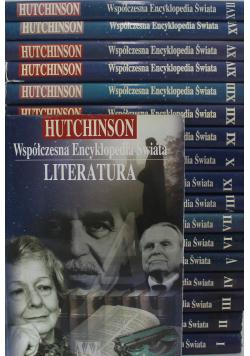 Współczesna Encyklopedia Świata Hutchinson Tom I do XVIII